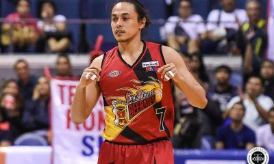 Tiebreaker Times San Miguel Beermen survive TNT in 2OT to tie Finals series Basketball News PBA  Troy Rosario TNT Katropa Terrence Romeo Terrence Jones San Miguel Beermen Roger Pogoy PBA Season 44 Leo Austria Jayson Castro Don Trollano Chris Ross Chris McCullough Bong Ravena Alex Cabagnot 2019 PBA Commissioners Cup