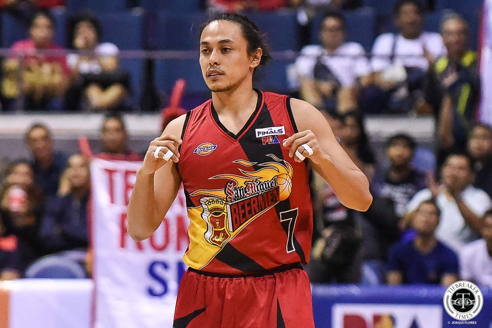Tiebreaker Times Terrence Romeo is PBA Season 44's Mr. Quality Minutes Basketball News PBA  Terrence Romeo Robert Bolick PBA Season 44 Press Corps Awards Night PBA Season 44 Northport Batang Pier NLEX Road Warriors Javee Mocon CJ Perez Bobby Ray Parks Jr. Abu Tratter
