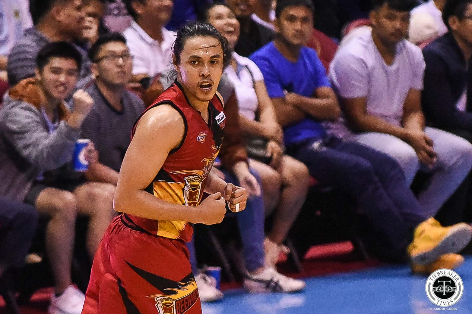 Tiebreaker Times Terrence Romeo finds redemption, hailed as Finals MVP Basketball News PBA  Terrence Romeo San Miguel Beermen PBA Season 44 2019 PBA Commissioners Cup