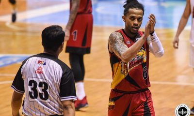 Tiebreaker Times Chris Ross on Terrence Jones: 'He's mentally a baby' Basketball News PBA  San Miguel Beermen PBA Season 44 Chris Ross 2019 PBA Commissioners Cup