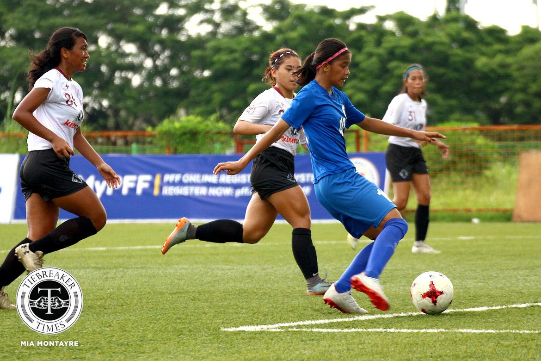 PFFWL-2019-MD4-Tuloy-FC-d-UP-Bandoja La Salle opens PFFWL title-defense campaign in dominant fashion DLSU FEU Football News PFF Women's League UP UST  - philippine sports news