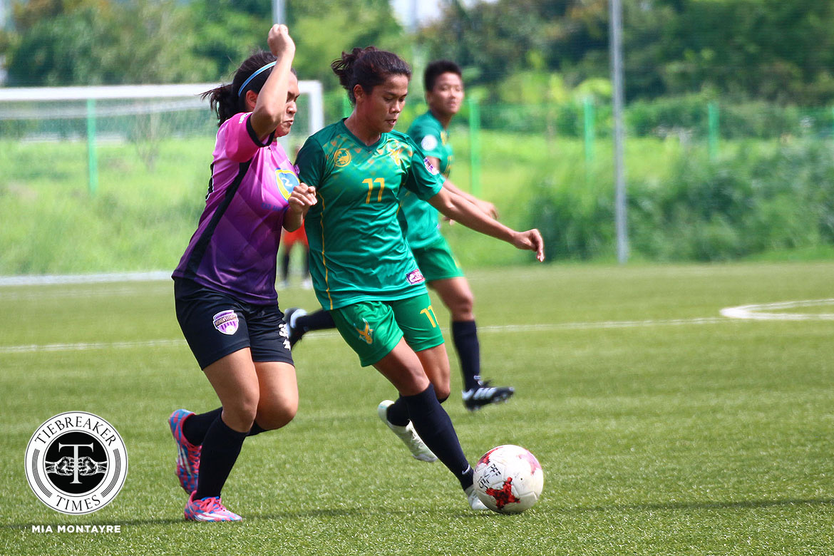 PFFWL-2019-Wk-3-M3-FEU-d-Nomads-FC-Onrubia Goalfest vaults UST to top of PFFWL table FEU Football News PFF Women's League UP UST  - philippine sports news