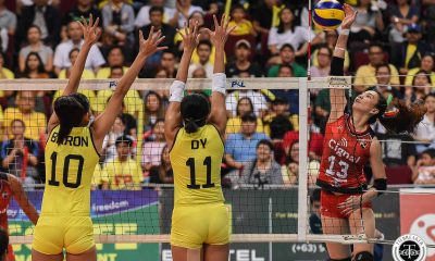 Tiebreaker Times After falling short of a title, Rachel Daquis remains positive: 'Sa tamang panahon' News PSL Volleyball  Rachel Daquis Cignal HD Spikers 2019 PSL Season 2019 PSL All Filipino Conference