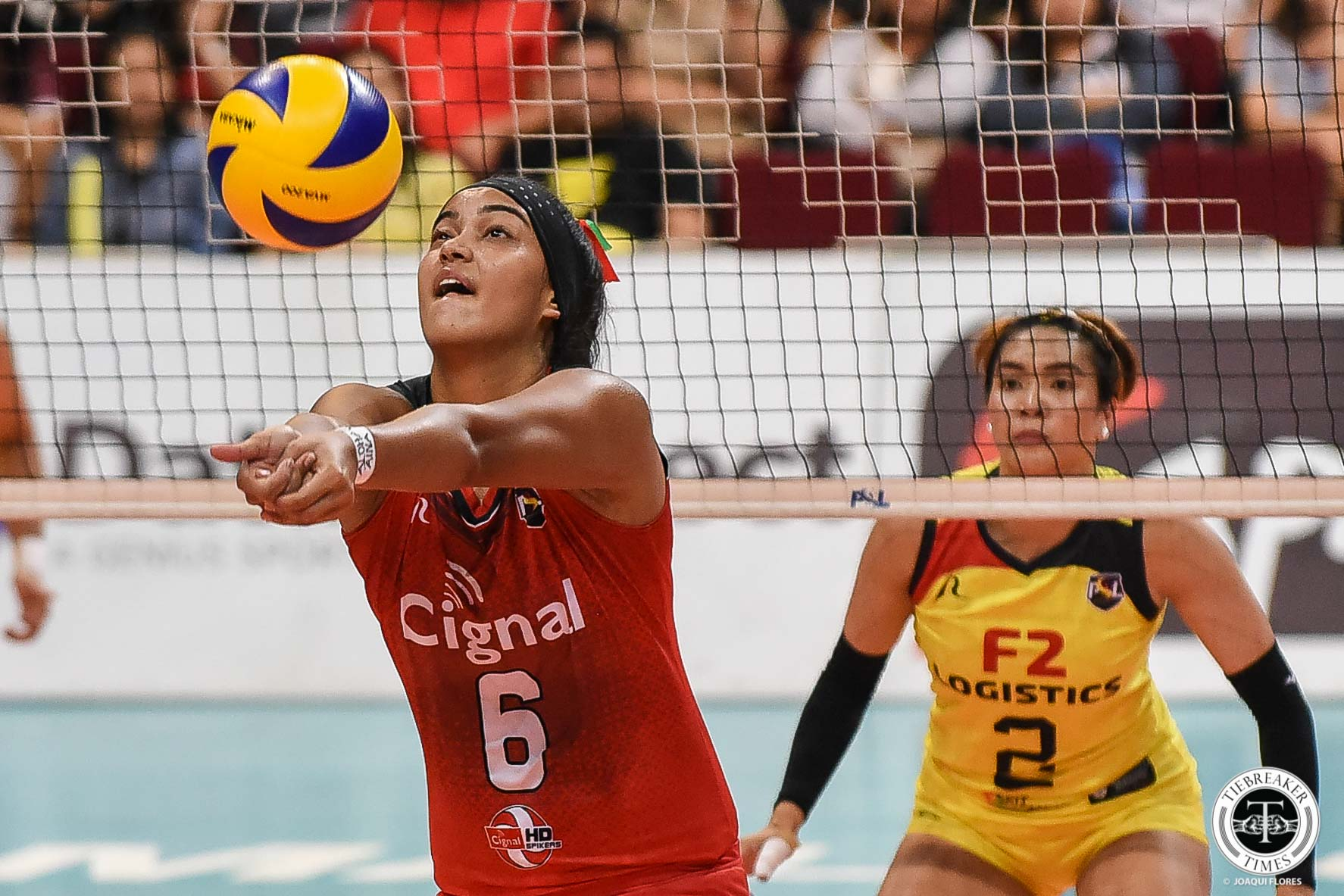 Tiebreaker Times Alohi Robins-Hardy says Best Setter plum a testament to Cignal greatness News PSL Volleyball  Cignal HD Spikers Alohi Robins-Hardy 2019 PSL Season 2019 PSL All Filipino Conference