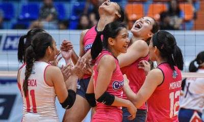 Tiebreaker Times Creamline limits Chef's Classics to PVL record-low in second set, cruises to 3-0 News PVL Volleyball  Tai Bundit Nemesio Gavino Creamline Cool Smashers Chef's Classics Red Spikers 2019 PVL Season 2019 PVL Open Conference