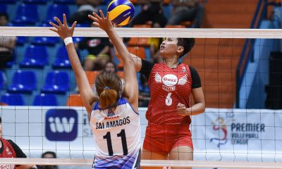 Tiebreaker Times Panaga, Petro Gazz zoom past Bali Pure for breakthrough win News PVL Volleyball  Rommel Abella Petro Gazz Angels Paneng Mercado Jeanette Panaga Grazielle Bombita Djanel Cheng Cienne Cruz Bali Pure Purest Water Defenders Arnold Laniog 2019 PVL Season