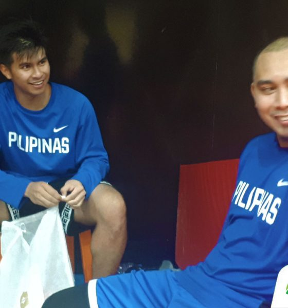 Tiebreaker Times More than a Roomie: Paul Lee happy to see Kiefer Ravena back 2019 FIBA World Cup Qualifiers Basketball Gilas Pilipinas News  Paul Lee Kiefer Ravena Gilas Pilipinas Men 2019 FIBA World Cup