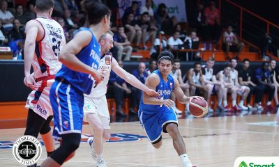 Tiebreaker Times Yeng Guiao very impressed with Kiefer Ravena's first game in 18 months 2019 FIBA World Cup Qualifiers Basketball Gilas Pilipinas News  Yeng Guiao Kiefer Ravena Gilas Pilipinas Men 2019 FIBA World Cup