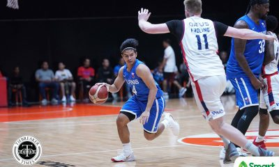 Tiebreaker Times Gilas loss to Adelaide overshadows Kiefer Ravena's return 2019 FIBA World Cup Qualifiers Basketball Gilas Pilipinas News  Yeng Guiao Kiefer Ravena Joey Wright Gilas Tune-up Gilas Pilipinas Men Eric Griffin Daniel Johnson Andray Blatche Adelaide 36ers 2019 FIBA World Cup