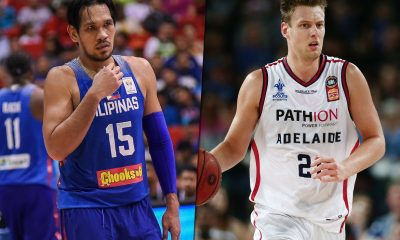 Tiebreaker Times Aussies, Filipinos to continue healing process as Adelaide helps Gilas in World Cup prep 2019 FIBA World Cup Qualifiers Basketball Gilas Pilipinas News  Yeng Guiao Joey Wright Gilas Tune-up Gilas Pilipinas Men Adelaide 36ers 2019 FIBA World Cup