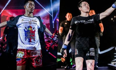 Tiebreaker Times 'Underdog' Honorio Banario must overcome doubt to defeat Aoki, says Sangiao Mixed Martial Arts News ONE Championship  Team Lakay ONE: Century Mark Sangiao Honorio Banario