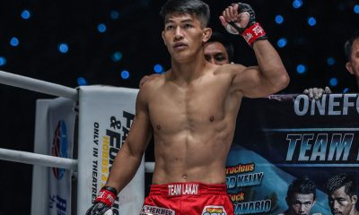 Tiebreaker Times Team Lakay rallies behind Danny Kingad as he enters career-defining bout Mixed Martial Arts News ONE Championship  Team Lakay ONE: Century Mark Sangiao Eduard Folayang Danny Kingad