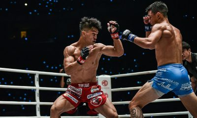 Tiebreaker Times Danny Kingad banking on youth against grizzled vet Mighty Mouse Mixed Martial Arts News ONE Championship  Team Lakay ONE: Century Danny Kingad