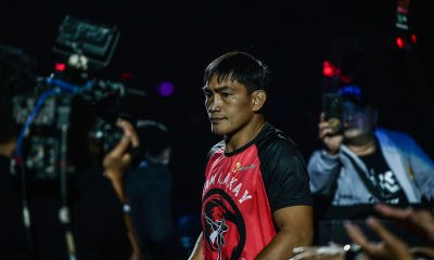 Tiebreaker Times Eduard Folayang's road to redemption resumes at ONE: Inside the Matrix Mixed Martial Arts News ONE Championship  Team Lakay ONE: Inside The Matrix Eduard Folayang Coronavirus Pandemic