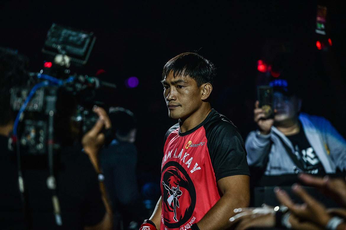 Tiebreaker Times Eduard Folayang looks back on SEAG moment 2019 SEA Games News ONE Championship Wushu  2019 SEA Games - Wushu 2019 SEA Games