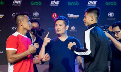 Tiebreaker Times Edward Kelly vows non-stop action when he faces Xie Bin Mixed Martial Arts News ONE Championship  Team Lakay ONE: Dawn of Heroes Edward Kelly