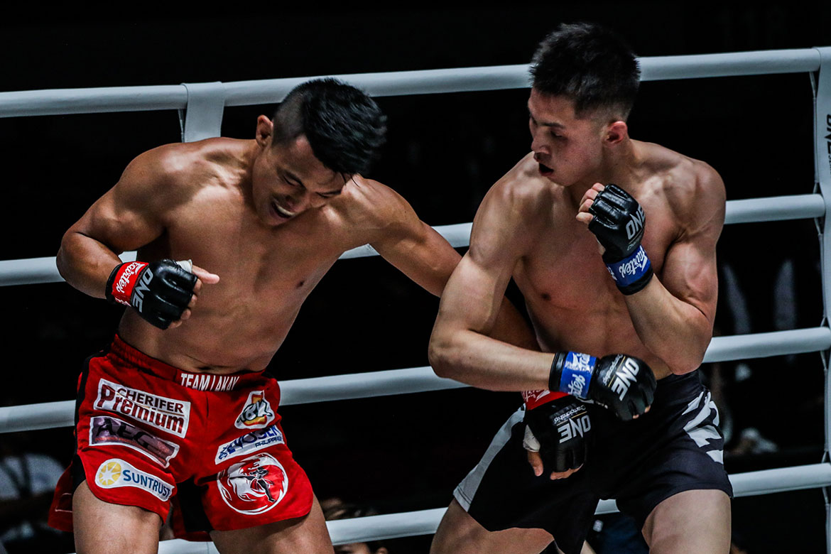 Tiebreaker Times Edward Kelly wants rematch with Xie Bin Mixed Martial Arts News ONE Championship  Team Lakay ONE: Dawn of Heroes Edward Kelly