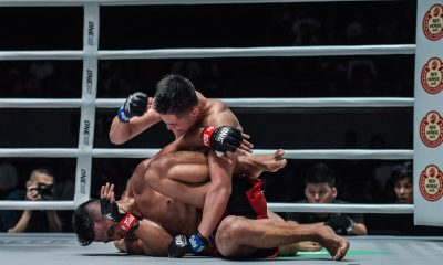 Tiebreaker Times Edward Kelly suffers technical decision loss to Xie Bin Mixed Martial Arts News ONE Championship  Xie Bin Sunoto Samara Santos Pongsiri Mitsatit ONE: Dawn of Heroes Muhammad Aiman Miao Li Tao Edward Kelly Ayaka Miura