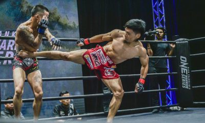 Tiebreaker Times Lito Adiwang hopes to be part of ONE: Masters of Fate Mixed Martial Arts News ONE Championship  Team Lakay ONE: Masters of Fate Lito Adiwang