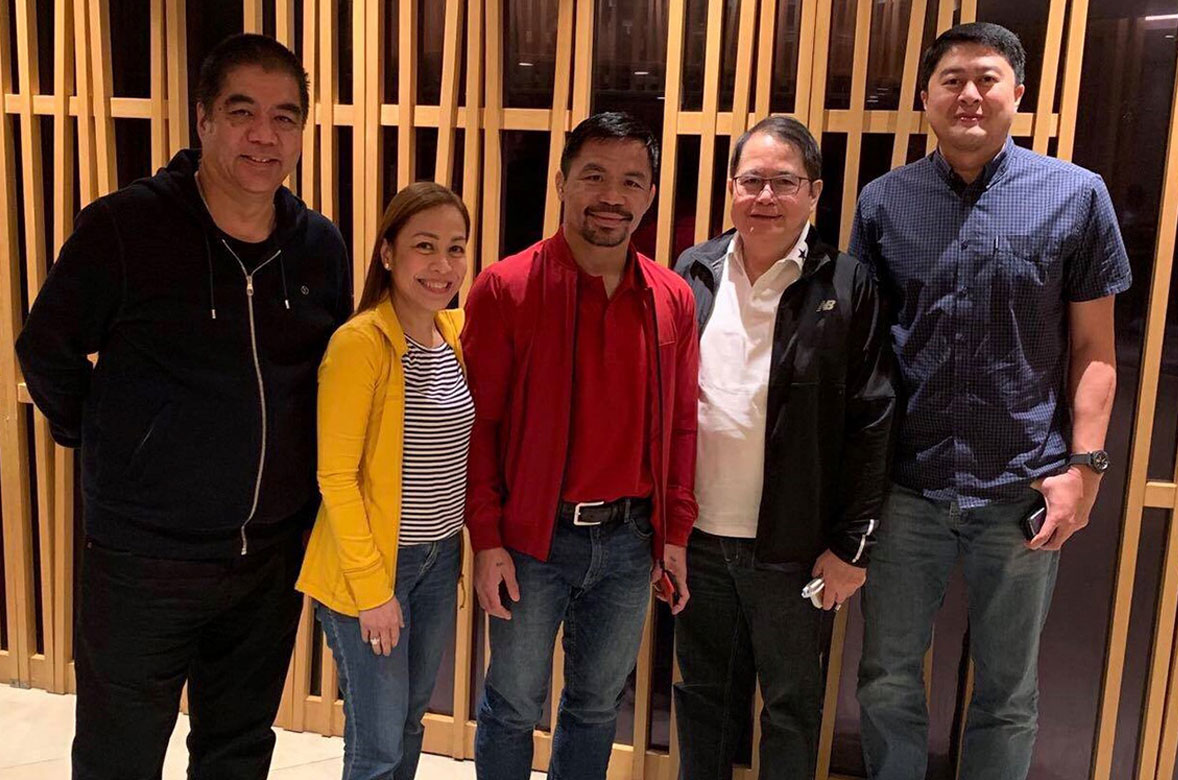 Tiebreaker Times PBA, MPBL join hands in war against game-fixing Basketball MPBL News PBA  Willie Marcial TNT Katropa Ricky Vargas PBA Season 44 Manny Pacquiao Kenneth Duremdes Chaye Cabal-Revilla Bacoor Strikers 2019-20 MPBL Lakan Cup