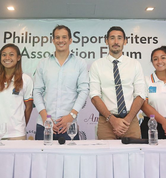 Tiebreaker Times Lady Volcanoes eye gold in 2019 Asia Rugby Women's Trophy Series News Philippine Volcanoes Rugby  Rassiel Sales Philippine Lady Volcanoes Maia Sobejana Lily Smythe Jake Letts Happy Denuyo Chris Everingham