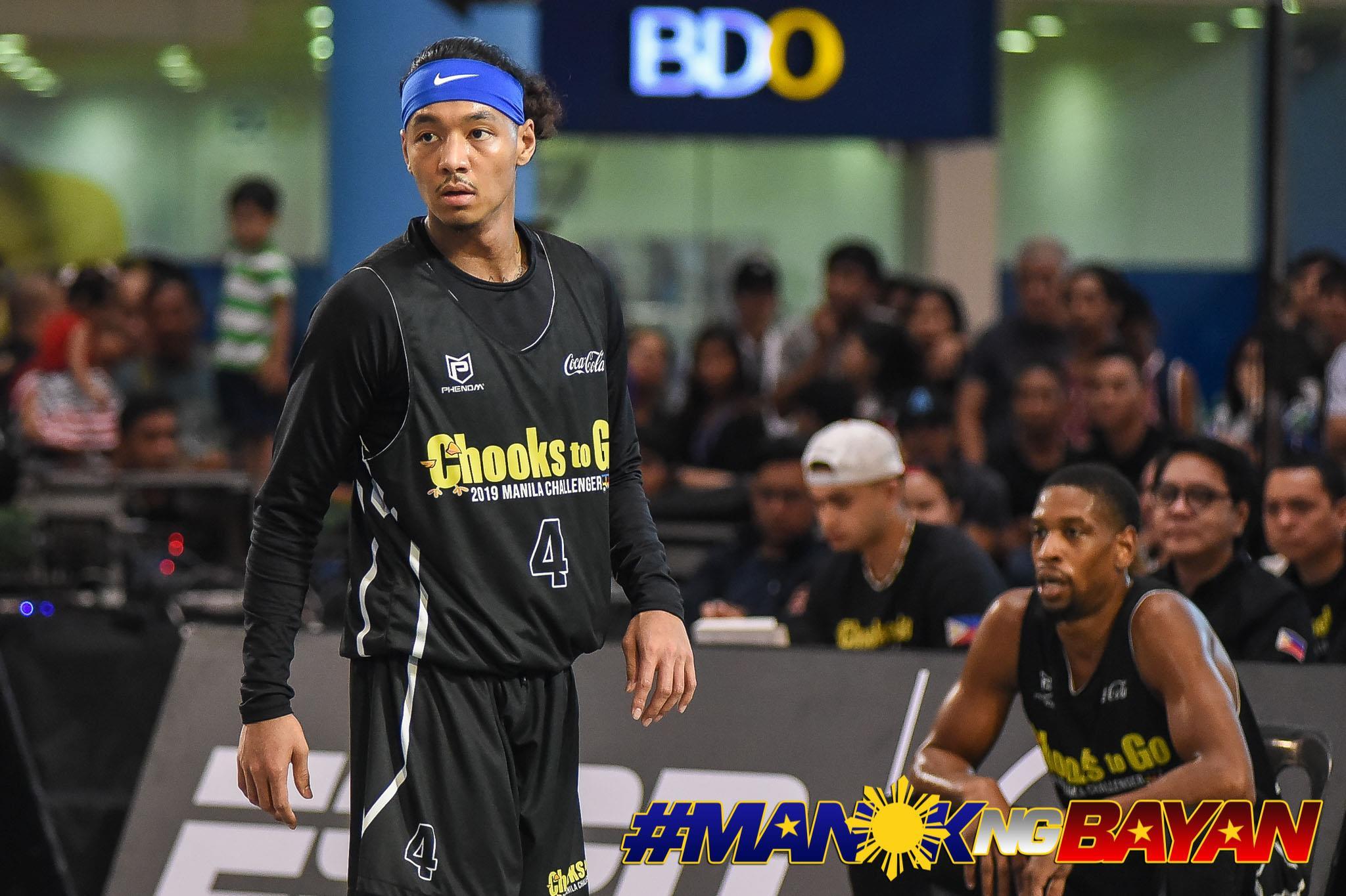 2019-Manila-Challenger-Isabela-Chooks-Franky-Johnson Troy Rike, Franky Johnson to remain in Chooks 3x3 3x3 Basketball Chooks-to-Go Pilipinas 3x3 News PBA  - philippine sports news