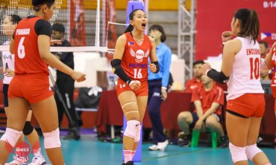 Tiebreaker Times Sabete, Petro Gazz fall to Taipei's CMFC, drop to 0-2 News PVL Volleyball  Petro Gazz Paneng Mercado Jovie Prado Jonah Sabete China Man-made Fiber Corporatio Cherry Nunag Arnold Laniog 2019 Taichung Bank International Women's Invitational Volleyball Tournament