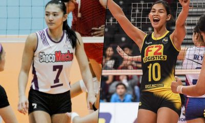 Tiebreaker Times Madayag glad fans enjoyed team-up with Baron News PSL PVL Volleyball  Philippine Women's National Volleyball Team Majoy Baron Maddie Madayag 2019 SEA Grand Prix