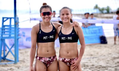 Tiebreaker Times SiPons, Beach Volleyball NT to compete in International Open before SEAG Beach Volleyball BVR News  Krung Arbasto Jude Garcia James Buytrago Edmar Bonono Dzi Gervacio Dij Rodriguez Cherry Rondina Charo Soriano Bernadeth Pons 2019 Rebisco Beach Volleyball International Open 2019 BVR Season
