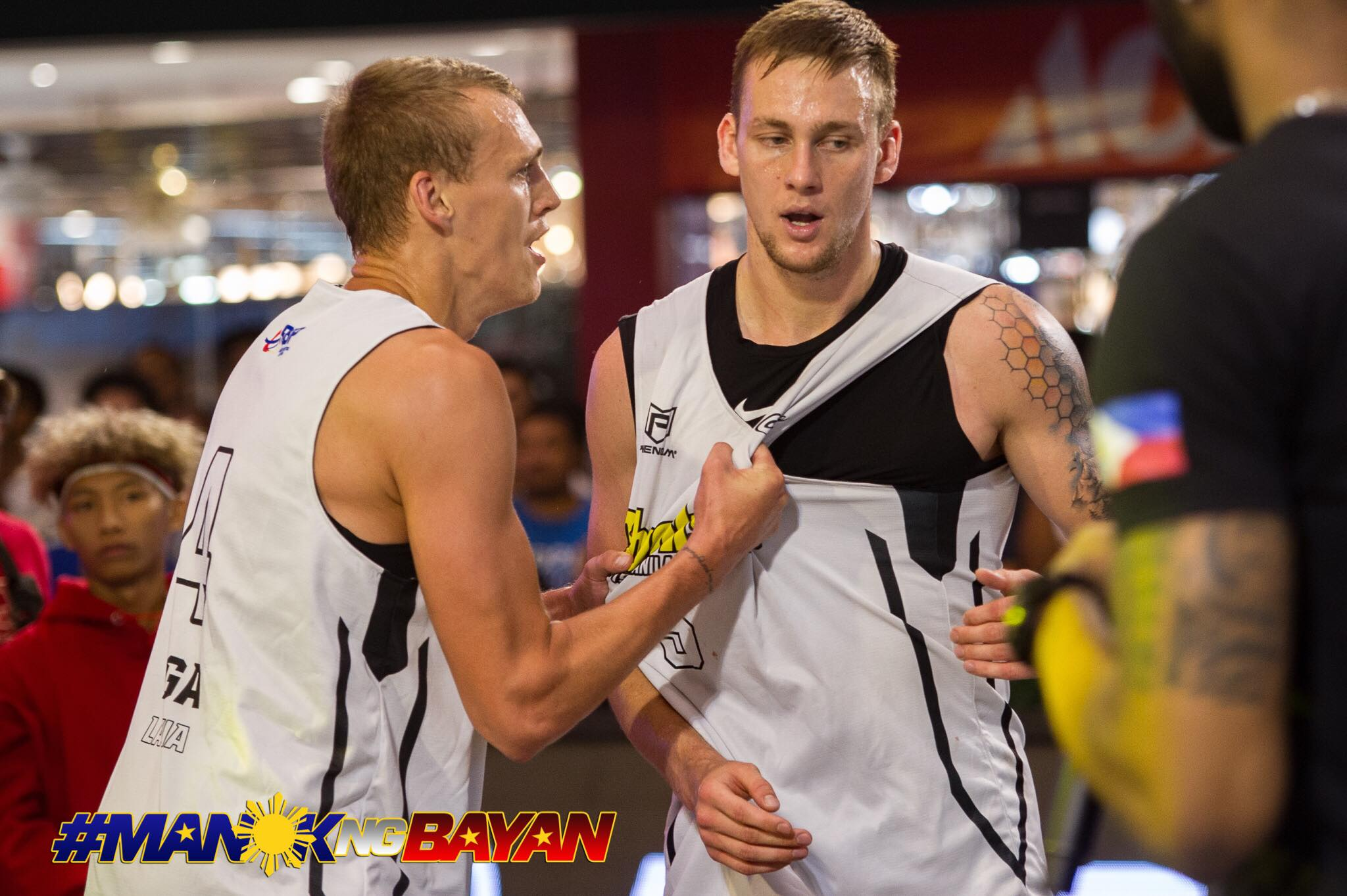 Tiebreaker Times Karlis Lasmanis believes PH has best crowd: 'The people have something special' 3x3 Basketball Chooks-to-Go Pilipinas 3x3 News  Riga Ghetto Karlis Lasmanis 2019 Chooks-to-Go Pilipinas 3x3 Season 2019 Chooks-to-Go Manila Challenger