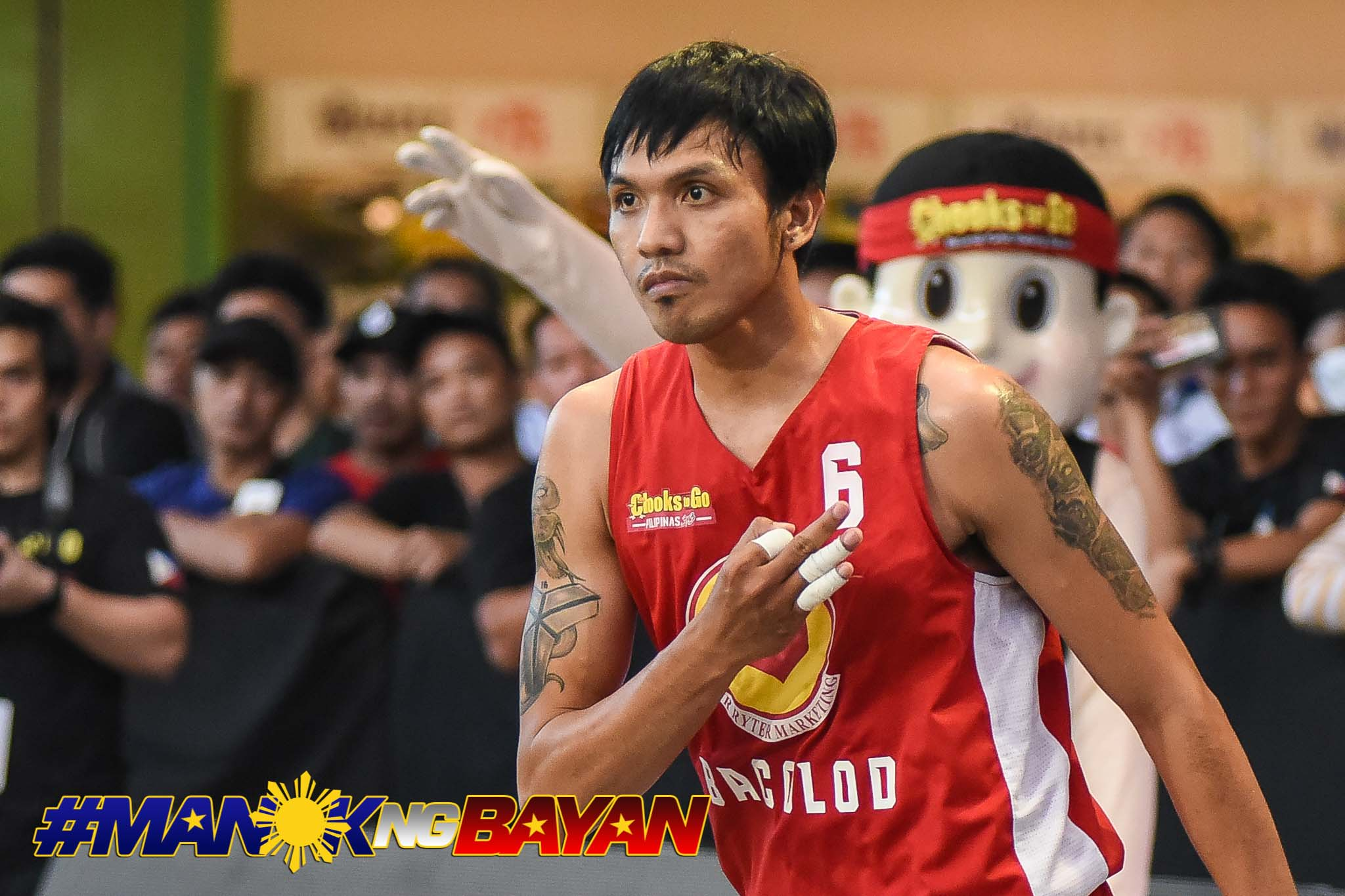 Tiebreaker Times Celada, Yee lift Fyr Fyter Bacolod to top of Magiting Cup second leg 3x3 Basketball Chooks-to-Go Pilipinas 3x3 News  Thunder Pateros Hunters Rodel Vaygan nico bolos Mindoro Tamaraws Mark Yee Mark Dela Cruz Louie Medalla Joshua Saret James Martinez Fyr Fyter Bacolod David Carlos Basilan Steel Adrian Celada 2019 Chooks-to-Go Pilipinas 3x3 Season 2019 Chooks-to-Go Pilipinas 3x3 Magiting Cup