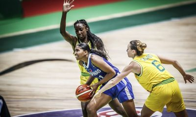 Tiebreaker Times Gilas Women's get rude Asia Cup welcome courtesy of stacked Australia Basketball Gilas Pilipinas News  Patrick Aquino Gilas Pilipinas Women Gemma Miranda Australia (Basketball) Afril Bernardino 2019 FIBA Women's Asia Cup