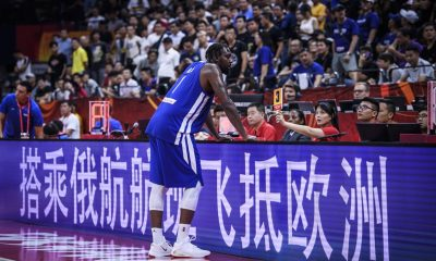 Tiebreaker Times Bad breaks from refs led to Gilas loss, laments Yeng Guiao News  Yeng Guiao Gilas Pilipinas Men 2019 FIBA World Cup