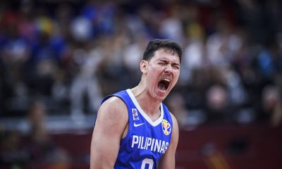 Tiebreaker Times Gilas Pilipinas handed tough OT heartbreak by Angola 2019 FIBA World Cup Qualifiers Basketball Gilas Pilipinas News  Yeng Guiao Robert Bolick Gilas Pilipinas Men CJ Perez Angola (Basketball) Andray Blatche 2019 FIBA World Cup