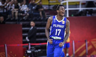 Tiebreaker Times Lack of experience led to indecision, laments CJ Perez 2019 FIBA World Cup Qualifiers Basketball Gilas Pilipinas News  Gilas Pilipinas Men CJ Perez 2019 FIBA World Cup