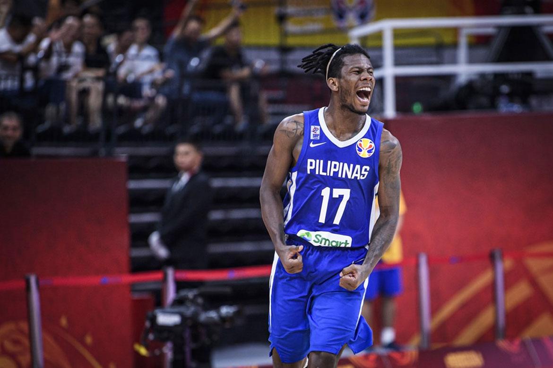 2019-fiba-world-cup-angola-def-philippines-cj-perez Gilas to debut new jerseys come FIBA 3x3 OQT 2020 Tokyo Olympics 3x3 Basketball Gilas Pilipinas News  - philippine sports news