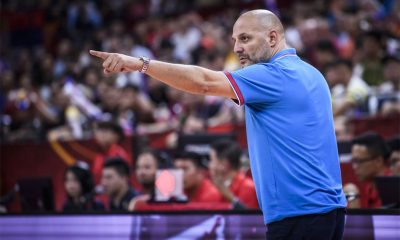 Tiebreaker Times Serbian coach calls Paul Lee a 'dirty player': 'Play physical but fair and square' 2019 FIBA World Cup Qualifiers Basketball Gilas Pilipinas News  Serbia (Basketball) Sasha Djordjevic Paul Lee 2019 FIBA World Cup