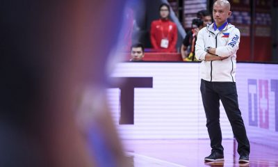 Tiebreaker Times Yeng Guiao admits World Cup has been eye-opener for Gilas program 2019 FIBA World Cup Qualifiers Basketball Gilas Pilipinas News  Yeng Guiao Gilas Pilipinas Men 2019 FIBA World Cup