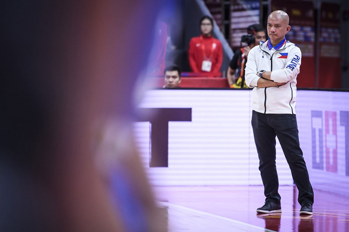 Tiebreaker Times Gilas fan Robin Catalan hopes team learns from World Cup experience Gilas Pilipinas News ONE Championship  Robin Catalan Gilas Pilipinas 2019 FIBA World Cup