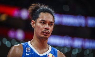 Tiebreaker Times Gilas Pilipinas embarrassed by Tunisia in penultimate World Cup game 2019 FIBA World Cup Qualifiers Basketball Gilas Pilipinas News  Yeng Guiao Tunisia (Basketball) Troy Rosario Gilas Pilipinas Men Andray Blatche 2019 FIBA World Cup