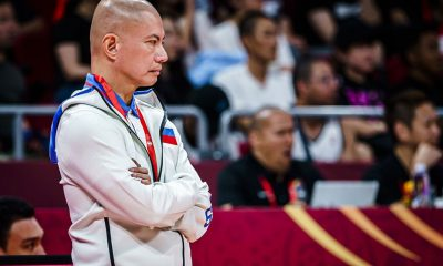 Tiebreaker Times With outright Olympics hope out, Yeng Guiao's Gilas look to salvage OQT berth Basketball Gilas Pilipinas News  Yeng Guiao Gilas Pilipinas Men 2019 FIBA World Cup