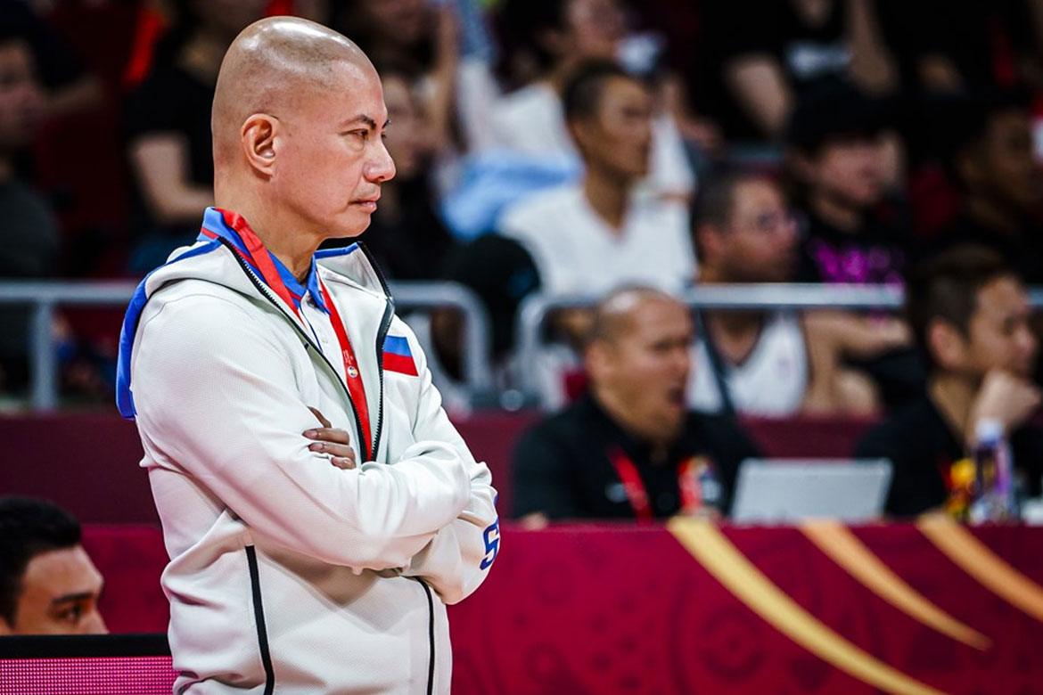 2019-fiba-world-cup-tunisia-def-philippines-yeng-guiao Even as coach, Jimmy Alapag will always be ready for Gilas call-up Basketball Gilas Pilipinas News  - philippine sports news