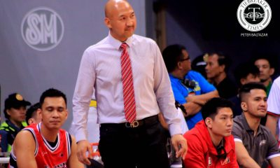 Tiebreaker Times Back to the drawing board for Cariaso as Alaska struggles on defense Basketball News PBA  PBA Season 44 Jeffrey Cariaso Alaska Aces 2019 PBA Governors Cup