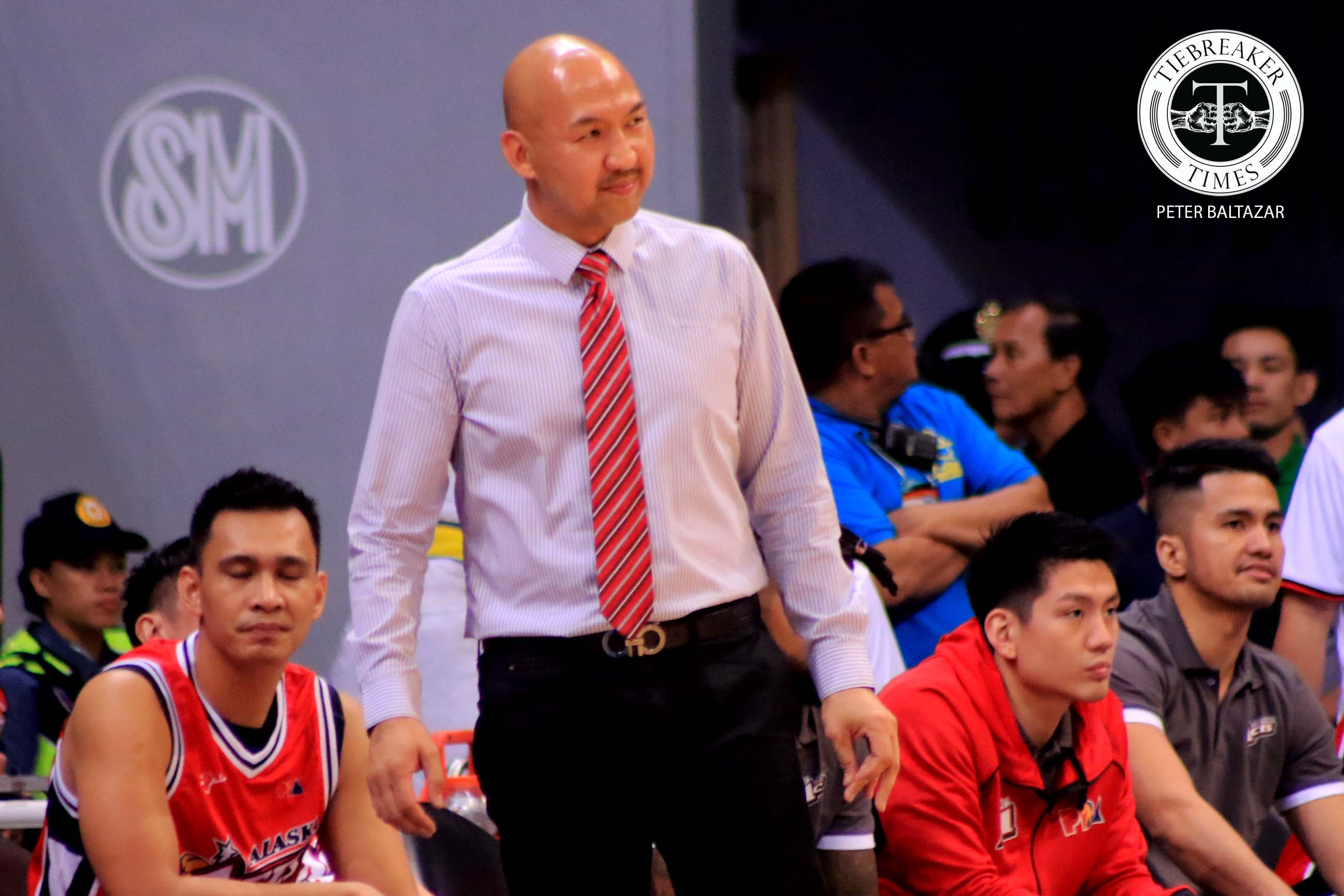 Tiebreaker Times Alaska debunks rumors: 'We will be ready for battle' Basketball News PBA  PBA Season 45 Alaska Aces