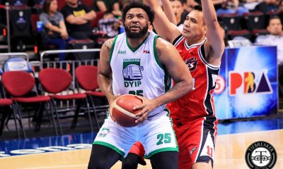 Tiebreaker Times Despite 30-20 game, Khaspri Alston still not at his peak Basketball News PBA  PBA Season 44 Khapri Alston Johnedel Cardel Columbian Dyip 2019 PBA Governors Cup