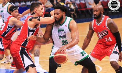 Tiebreaker Times Alston, Columbian spoils Cariaso's Alaska coaching debut Basketball News PBA  PBA Season 44 Khapri Alston Johnedel Cardel Jeffrey Cariaso Columbian Dyip Alaska Aces