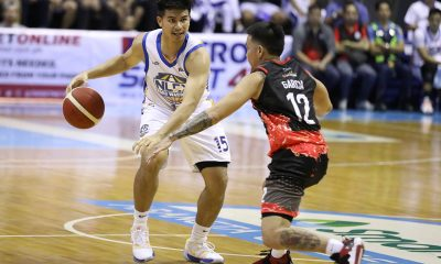 Tiebreaker Times Kiefer Ravena sets high goals for NLEX after victorious return Basketball News PBA  Yeng Guiao PBA Season 44 NLEX Road Warriors Kiefer Ravena 2019 PBA Governors Cup