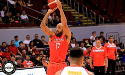 Tiebreaker Times Mychal Ammons more prepared this time around Basketball News PBA  PBA Season 44 Northport Batang Pier Mychal Ammons 2019 PBA Governors Cup