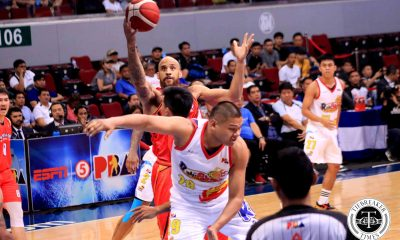 Tiebreaker Times Ammons, NorthPort survive Rain or Shine for opening win Basketball News PBA  Rain or Shine Elasto Painters Pido Jarencio PBA Season 44 Northport Batang Pier Mychal Ammons 2019 PBA Governors Cup