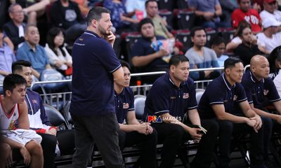 Tiebreaker Times Caloy Garcia says Rain or Shine can't rely too much on Wright moving forward Basketball News PBA  Rain or Shine Elasto Painters PBA Season 44 Caloy Garcia 2019 PBA Governors Cup